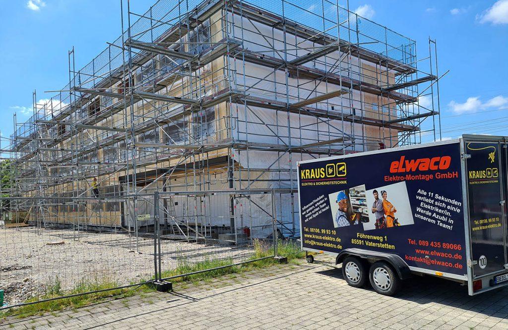 elwaco Projekte 2021: Berufsschule Bergonstr.